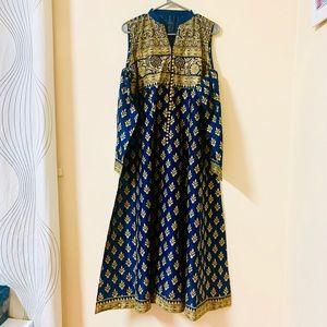 Long Luxury Dress